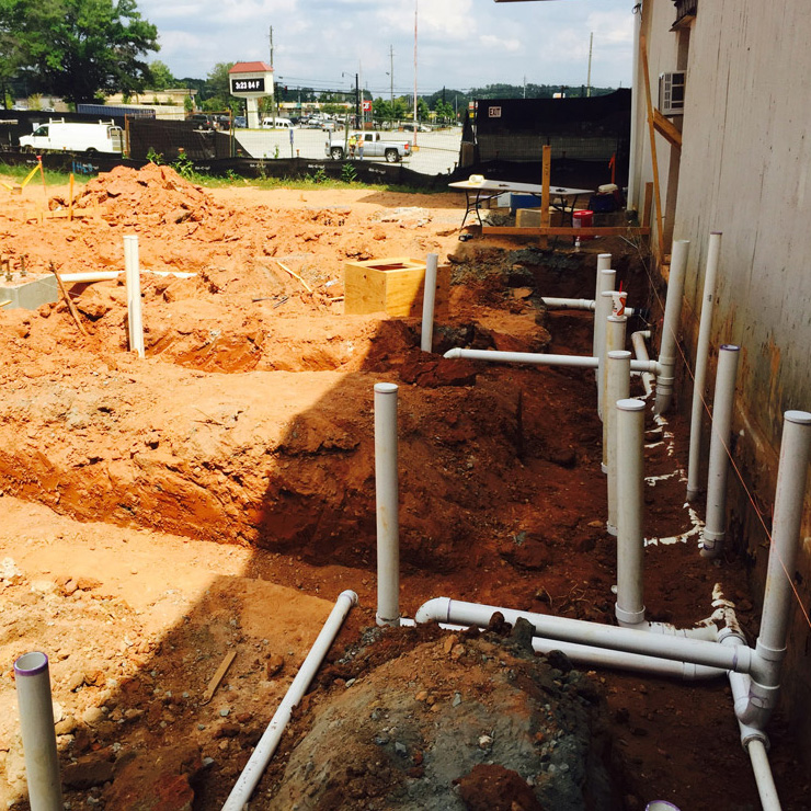 Burns Preferred Contractors Atlanta Commercial Plumbing